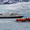 Slide Patagonia in Argentina and Chile with Australis Cruise