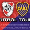Tour de fútbol: Boca Juniors y River Plate