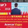 Acercar Viajes – FITUR 2018 – Stand 6C19